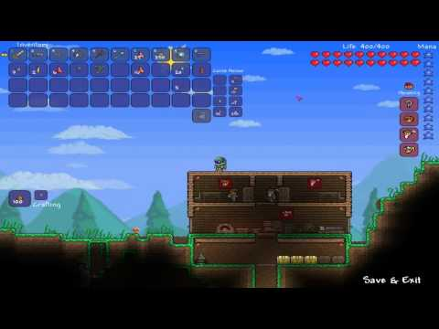 Terraria Tutorial: Things you might not know about Terraria
