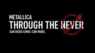 Nonton Metallica Through The Never  San Diego Comic Con Panel  Film Subtitle Indonesia Streaming Movie Download