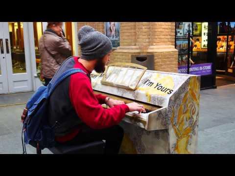 Street Pianos: Marlowe Arcade