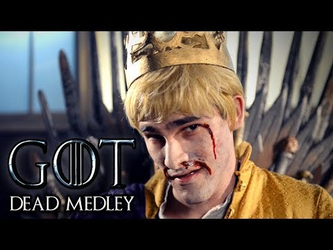 Game of Thrones: Dead Character Medley