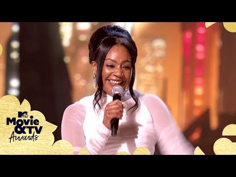 Tiffany Haddish On 'Stranger Things,' 'Riverdale' & More | 2018 MTV Movie & TV Awards