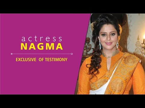 Hindi Christian Testimony - Bollywood Actress Nagma