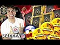 YOU GUYS GOT TOP 100 IN WEEKEND LEAGUE! OPENING YOUR MADDEN 18 WEEKEND LEAGUE REWARDS!