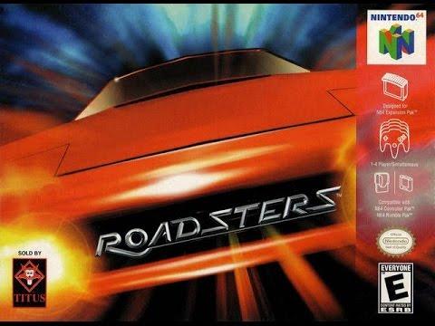 roadsters trophy nintendo 64