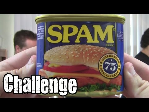 spam - Check out Matt Stonie's channel - http://www.youtube.com/watch?v=nlVTWWIcJpI Another challenge is here! This time Havik, Chris Wreckless, & Sean will attempt...