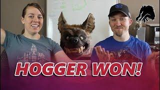 Blizzcon 2017 Costume Contest- Hogger won! #wantedhogger