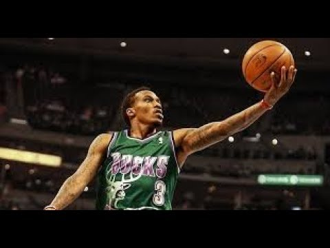 The Milwaukee bucks signs Brandon Jennings can he repair his career in the playoffs?