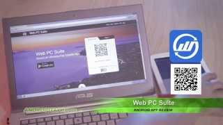 Web PC Suite - File Transfer YouTube video
