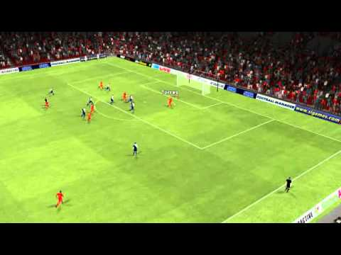 Liverpool Vs FC Utrecht - Torres Goal 10th Minute