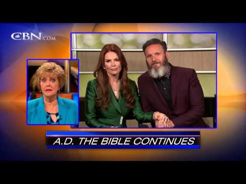 'A.D.' Creators are Passionate about Bringing the Bible to Life