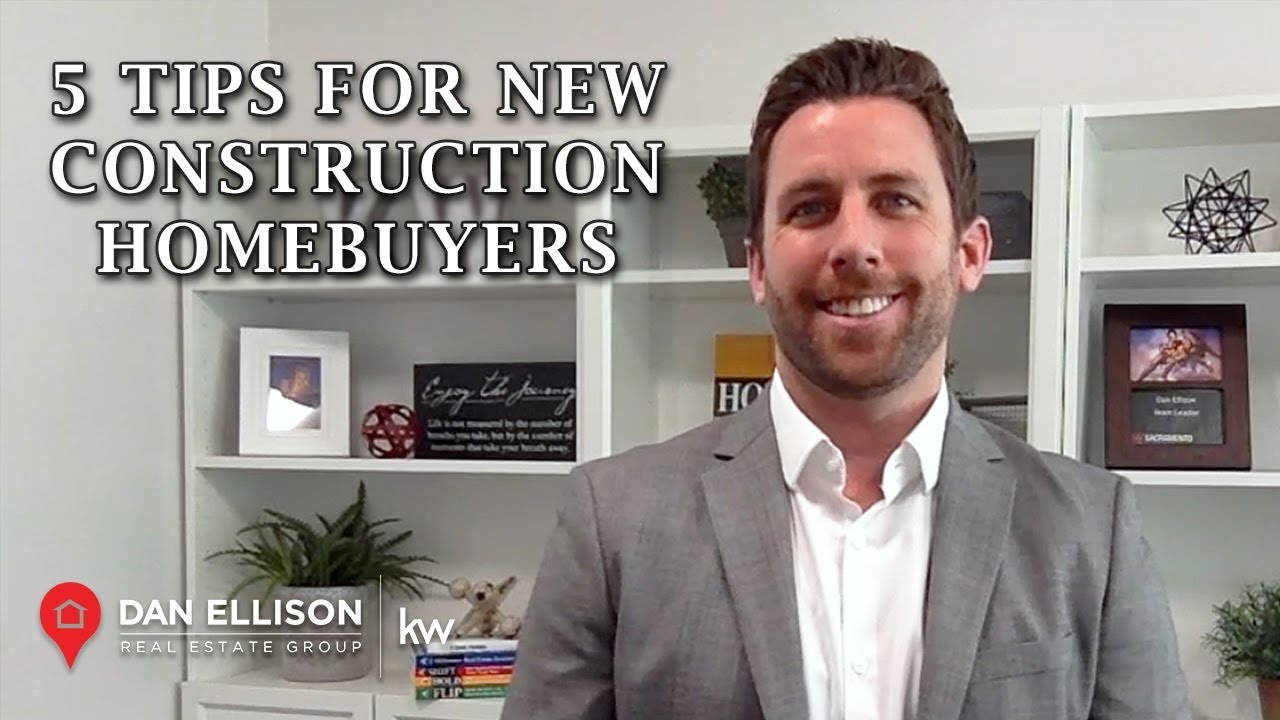 5 Things Every Homebuyer Needs to Know About New Construction