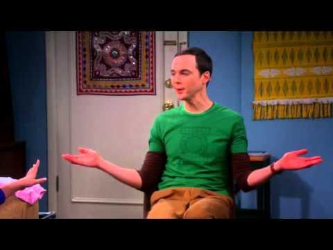 the big bang theory 6x12 - il concistoro delle donne di sheldon