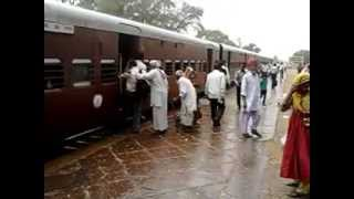 Chomu India  city photos : Railway station chomu samode