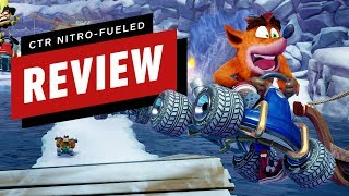 Crash Team Racing Nitro-Fueled Review by IGN