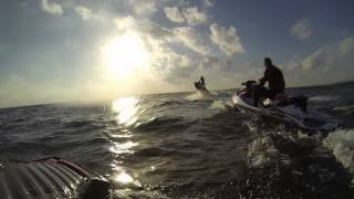 10. SEA-DOO SUNSET RIDE - RXP-X WAKE 215 SPARK 2015