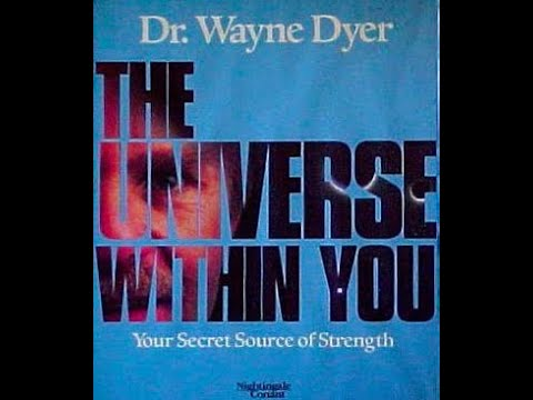 Audiobook: Universe Within You: Your Secret Source of Strength by Wayne Dyer