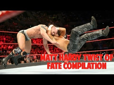 Matt Hardy Twist Of Fate Compilation
