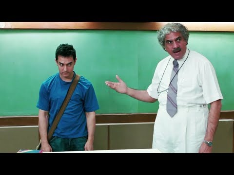 अब ये हमें इंजीनियरिंग पढ़ाएंगे - 3 इडियट्स | Farhanitrate Prerajulisation Comedy Scene