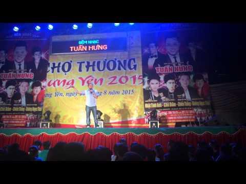 Hài Chiến thắng tại hội chợ Thương mại Hưng Yên ngày 27/08/2015
