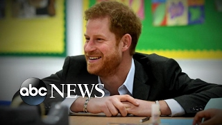 Video Prince Harry says he shut down his emotions after losing his mother MP3, 3GP, MP4, WEBM, AVI, FLV Februari 2018