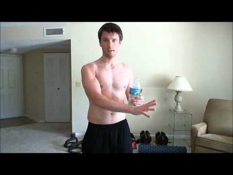 8 Days Into The Insanity Workout Program