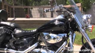 8. Used 2005 Suzuki Boulevard C90T Motorcycle for sale