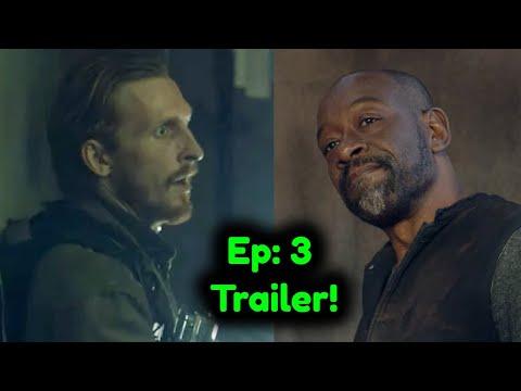 Fear The Walking Dead Season 6 Episode 3 Trailer! Dwight & Sherry Reunite, Morgan & More!