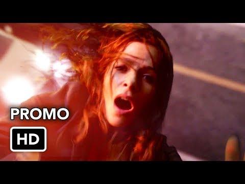 """Reverie (NBC) """"Trapped in a Dream"""" Promo HD - Sarah Shahi, Dennis Haysbert series"""