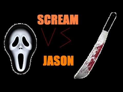 Scream vs. Jason trailer