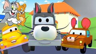 Hãy xem nhiều hơn các bộ phim hoạt hình về xe tải của thành phố xe dành cho thiếu nhi và tải trò chơi Tom - xe tải kéo tại! Android: https://goo.gl/aCXToi iOS: https://goo.gl/rxBw13Hãy cùng xem những tập mới nhất của Những chuyến phiêu lưu ở thành phố xe:https://goo.gl/pYWxbJXe tải kéo Tom, chiếc xe nổi tiếng ở thành phố xe, cũng yêu thích sơn !Tom chào đón bạn bè xe tải của anh ấy đến cửa hàng sơn mới của mình và biến họ thành nhân vật yêu thích của họ. Người dơi, Minion, người nhện, Santa, tàu vũ trụ, Unicorn, My Little Pony và rất nhiều nữa ! Xe tải kéo Tom có thể sơn bất cứ gì theo tưởng tượng của bạn bè.Chào mừng đến với cửa hàng sơn của Tom➢ Hãy đăng ký để được xem nhiều hơn các phim hoạt hình về xe tải dành cho thiếu nhi :https://www.youtube.com/channel/UCAy_wz-1jqMj37JHIR_bhmA?sub_confirmation=1Chào mừng đến với thành phố xe, nơi những chiếc xe hơi và xe tải cùng sống vui vẻ bên nhau. Hãy theo dõi những chuyến phiêu lưu của xe tải kéo Tom, luôn sẵn sàng giúp đỡ bạn bè, xe cảnh sát - Mat cùng với xe cứu hỏa Franck, những thám tử của đội xe tuần tra quả cảm, Troy - xe lửa tốc độ nhất và Carl - siêu xe tải cùng nhiều bạn bè khác trong những chuyến phiêu lưu kì thú của họ🚒 🚛 🚓 🚚 🚑 🚗💨Hãy cùng xem những tập mới nhất của Những chuyến phiêu lưu ở thành phố xe :➢ Xe tải kéo Tom ở thành phố xehttps://www.youtube.com/playlist?list=PLVf6vSQf0nzeRoc5Ih0MF1GGjdU64TkVG➢ Cửa hàng sơn của Tom ở thành phố xehttps://www.youtube.com/playlist?list=PLVf6vSQf0nzfl7EtZozdpD_dIWrapBMWd➢ Xe lửa Troy ở thành phố xe➢ Siêu xe tải Carl ở thành phố xehttps://www.youtube.com/playlist?list=PLVf6vSQf0nzeH0ezhLhykAC_qN6caBMW4➢ Đội xe tuần tra ở thành phố xehttps://www.youtube.com/playlist?list=PLVf6vSQf0nzc1p8Yf6N0HTryFpDWM3art➢ Đội xây dựng ở thành phố xe➢ Thành phố xe : phim hoạt hình về tất cả các loại xe tải, xe lửa, xe hơi và xe xây dựng dành cho thiếu nhi.https://www.youtube.com/playlist?list=PLVf6vSQf0nzfFWIZHNywWlhxWSMlqp-F0