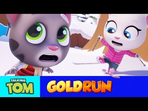 Video Talking Tom Gold Run - Epic Snow Run (NEW Update Trailer) download in MP3, 3GP, MP4, WEBM, AVI, FLV January 2017