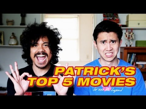 National Film Society - Patrick counts down his top 5 movies of all time, which include an intriguing mix of artsy foreign films and beloved cult classics. What are your favorite fi...