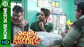 Nonton Ayushmann Has Performance Anxiety Issues  Shubh Mangal Saavdhan Film Subtitle Indonesia Streaming Movie Download