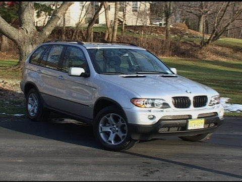 2001-2006 BMW X5 Pre-Owned Vehicle Review – WheelsTV