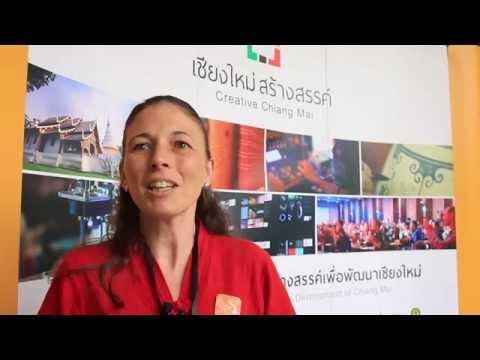 Highlight of SEA Creative Cities Forum & Handmade-Chiangmai Seminar