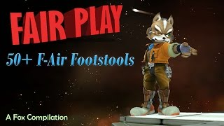 50+ Fox F-Air Footstools Compilation