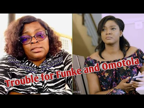 #EndSars Tr0uble for Omotola and Funke Akindele as they finally get exposed for...