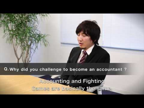 Daigo Umehara's Challenge to be an Accountant!Cloud Accounting Software freee