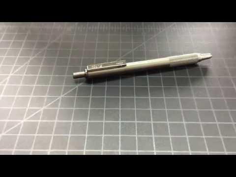 Zebra F701 pen hack (Most popular EDC pen)