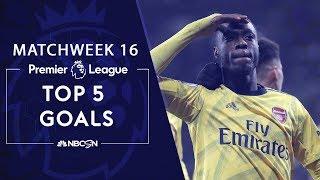 Premier League Matchweek 16: Goals of the week | NBC Sports