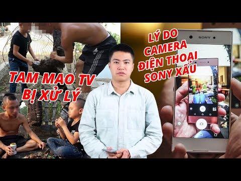 S News t1/T3: Tam Mao TV bị xử lý, Lý do camera điện thoại Sony xấu - Thời lượng: 8 phút, 28 giây.