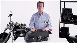9. Honda VTX 1300 and 1800 R & S Specific Saddlebag Review - vikingbags.com