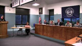 Town of Stony Point Town Board Meeting - April 14, 2015