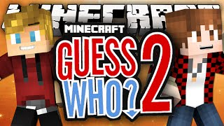 "Minecraft Guess Who 2! ""Halloween Edition"" (Minecraft Guess Who Mini-Game) #4 w/TheBajanCanadian"