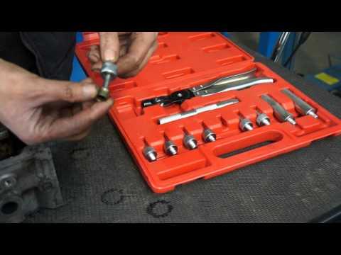 Sada na výmenu tesnenia ventilov MG50105