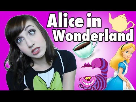 Disney History - Alice In Wonderland (down To Disness)
