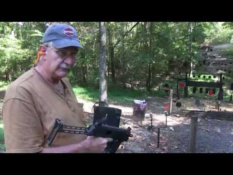 hickok45 - How NOT To Shoot a Machinegun!