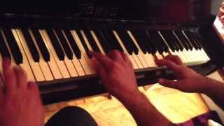 Secme Azerbaycan Milli Mahnilari Papuri Piano Tutorial