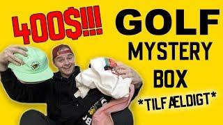 ÅBNER MYSTERY BOXES FRA GOLF WANG!