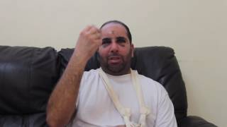 صرخة مكلوم - سعيد نعيم يتحدث ليافا 48 عن مأساته بعد الفاجعة التي ألمّت به